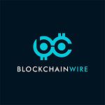 Blockchain Wire Logo