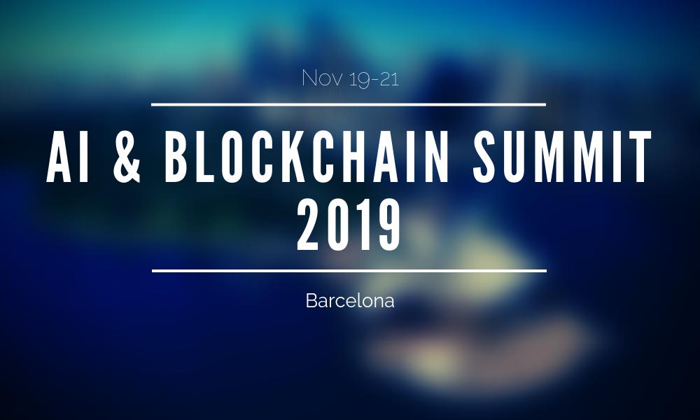 AI & Blockchain Summit 20191