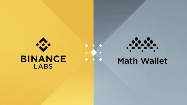 Binance Labs and Math Wallet1
