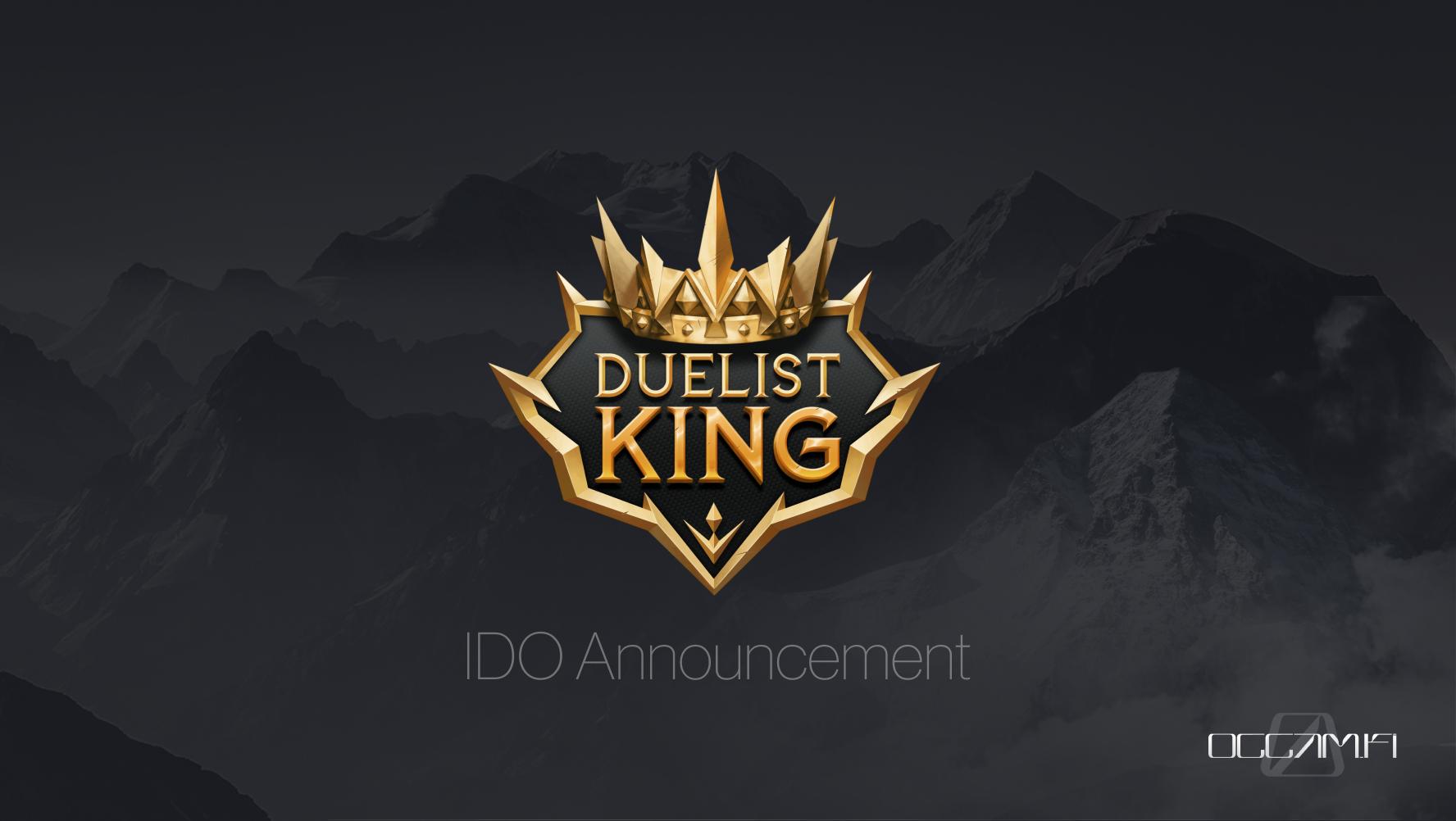 Duelist King IDO1