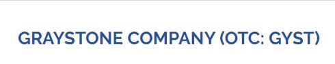 The Graystone Company Logo1