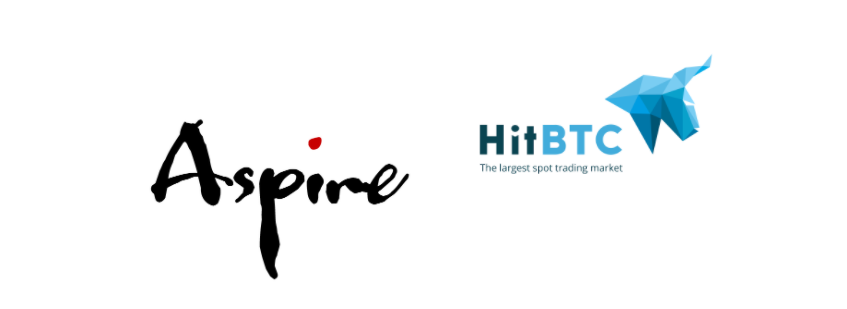 Aspire now on HitBTC Oct 20201