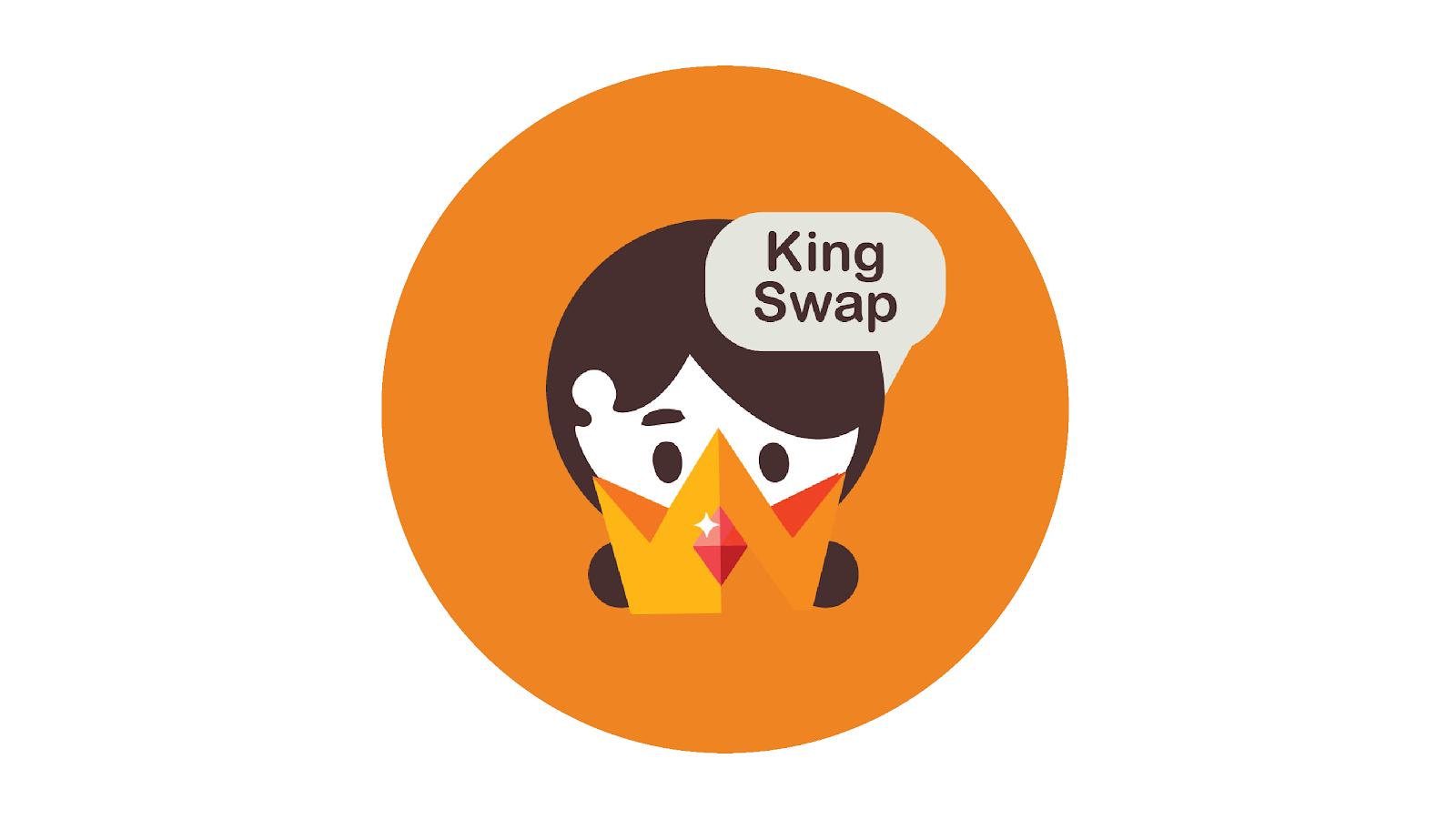 KingSwap logo1
