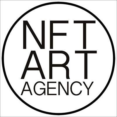 NFTArtAgency Circle logo 4001